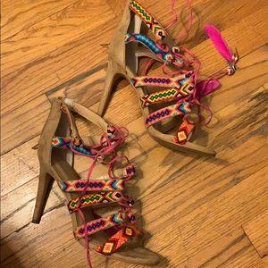 Express Summer heels!